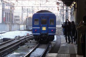 夜行急行はまなす 鉄道 札幌駅