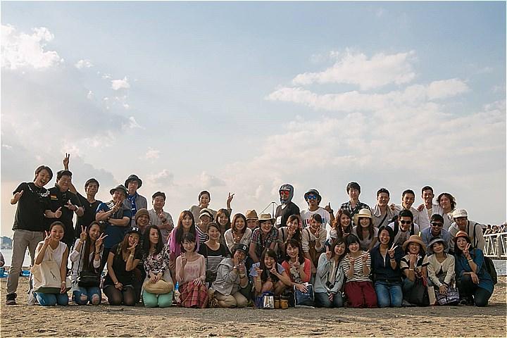 無人島BBQ 2015 720