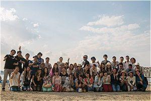 無人島BBQ 2015