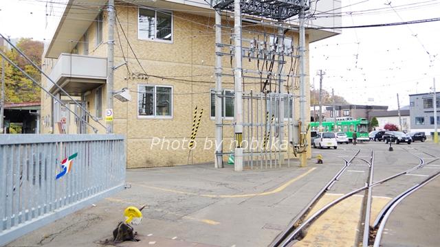 札幌市電の電車事業所